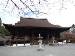 滋賀 大津 三井寺 金堂(Main hall, Miidera Temple, Otsu, Shiga, JP)