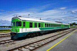 クロアチア・スロベニア鉄道の旅(その8 クロアチアのプーラはイストラ半島最南端ローマ時代の神殿や円形劇場の残る街)