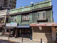 東京品川近郊の希少銅板建築を訪ね歩いてきました