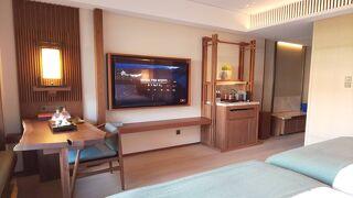 HOTEL THE MITSUI KYOTO宿泊記 番外編・「プレミアガーデンルーム」お部屋紹介