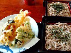 茨城県境町で蕎麦と鰻を頂きました。