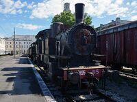 イタリア トリエステ 鉄道博物館(その1 蒸気機関車、電気機関車、ディーゼル機関車と客車を中心に)