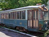 イタリア トリエステ 鉄道博物館(その2 電車、路面電車、貨車、特殊車両等を中心に)