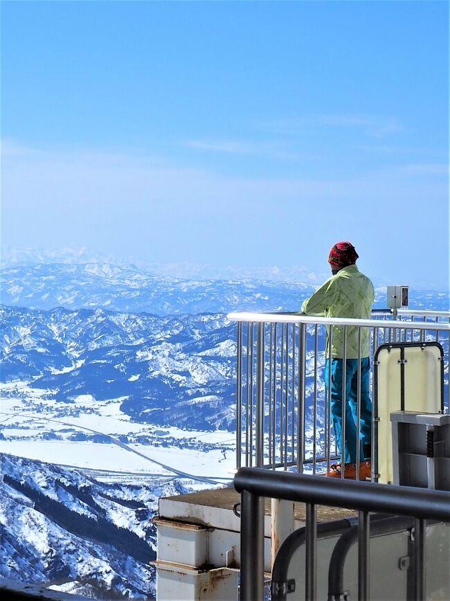 立春を迎える新潟ですが、まだまだ冬真最中。先月訪ねた長岡蓬平温泉を再び訪ねました。今回は何回もお世話になっている「和泉屋」(  https://www.yomogi-izumiya.com/   )さんです。女将さんはじめスタッフの方々の清々しい応対はいつも感心しています。<br /> 3月に入り晴れた4日は以前訪ねて感動した「八海山ロープウェイ」( http://www.city.minamiuonuma.niigata.jp/kanko/enjoy_nature/nature/1455872482248.html  )で雪山を楽しむために向かいました。国道17号線で小千谷市を通過、魚沼市浦佐地区から向かいました。昔はスキーで楽しんだ魚沼地区、懐かしい地域です。駐車場に停め久しぶりのロープウェイでで展望台まで向かい、ひと時の時間を楽しみました。その後「五十沢温泉」(  https://www.ikazawaonsen.com/  )に立ち寄り八海山を望む露天風呂を楽しみました。<br /> 3月9日この日も天候に恵まれ、冬の「美人林」を楽しみに出かけました。今回は国道117号線で十日町から津南町経由で「美人林」(  http://www.city.tokamachi.lg.jp/kanko/K007/K014/1454068601861.html )「松之山温泉」(   <br /> http://www.myojyo.in/   )に入り、帰路は松代町から小千谷市経由で帰路につきました。<br /><br />