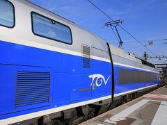 2015年10月 凱旋門賞とポルトガル、スペイン鉄道の旅 (14) バルセロナ-パリTGV乗り鉄・帰国編