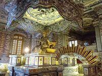 年末年始ベトナム北中部紀行(7) ミンマン帝陵とカイディン帝陵~フエ郊外の阮朝皇帝の陵墓群