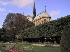 ノートルダム大聖堂(パリ)のスマホ写真発見(2006年)