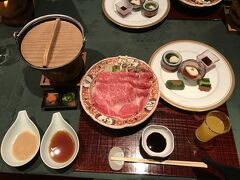 「湯宿 せきや」夕食・朝食・昼食