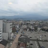 地元宿泊11(魚津マンテンホテル駅前)2日目【GOTOトラベルNO24,25】