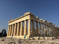ヨーロッパ 周遊 アテネ 編2016