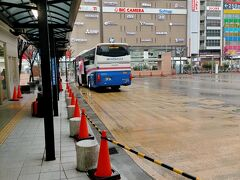 【短文】安定のブランド力、JR高速バス。