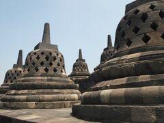 魅惑のインドネシア(ボロブドゥール遺跡)