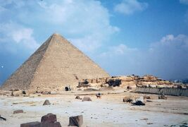 ピラミッド、王家の谷などエジプトを実質4日で駆け抜ける=1990年中東・中欧の旅5