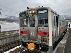 2021年3月北海道鉄道旅行5(宗谷線中篇)