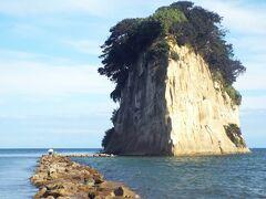能登見附島キャンプ 1日目
