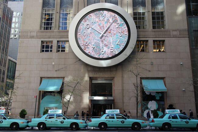 珍しく会社がGW9連休になるということで<br />初めてのニューヨークに行ってきました!