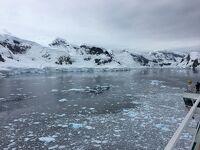 南米&南極海クルーズ・南極海クルージングその1