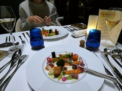 22.年末年始のエクシブ8連泊 エクシブ湯河原離宮 イタリア料理 リストランテ マレッタの夕食