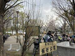 ウイズコロナ下で、石神井川周辺の花見散歩。今日桜の花が満開か