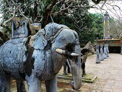 年末年始ベトナム北中部紀行(8) トゥドゥック帝陵とホーチミン博物館~フエの旅の終わり