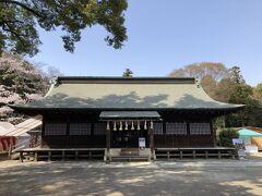 関東最古の大社、鷲宮神社に参拝しました