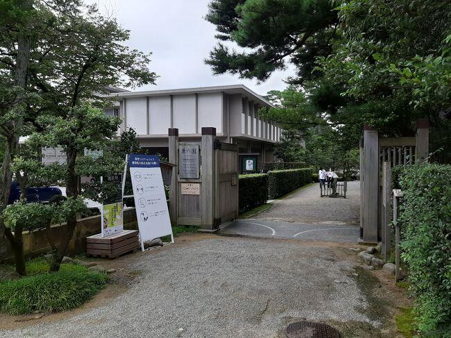 鈴木大拙館でこころを整えた後は、ひたすらいろんなスポットを回るのみ!