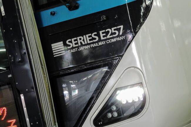ご覧いただきありがとうございます。<br /><br />今回は、新しい伊豆特急・E257系の踊り子号に乗車してきました。<br /><br />2021年3月のダイヤ改正で伊豆方面の特急・踊り子が国鉄型185系からE257系にすべて置き換えられました。<br /><br />185系とスーパービュー踊り子号の251系が引退し、E257系とサフィール踊り子号E261系の新たなコンビがこれからの伊豆特急を担います。