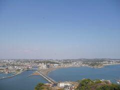 ぽかぽか春の江ノ島散歩