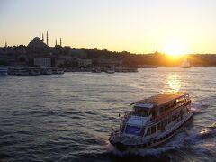 トルコ 絶景と歴史を感じるの旅 その5 イスタンブール ガラタ塔と金角湾編