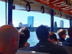 アメリカ東部ボストンの旅(1)ダックツアー、フリーダムトレイル