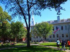 アメリカ東部ボストンの旅(4)ハーバード大学、ボストンハーバークルーズ