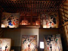 絵金蔵(えきんぐら)=ド迫力な芝居絵の世界に仰天! 高知県香南市赤岡町