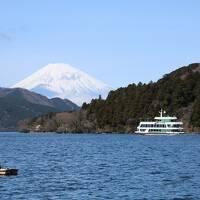 伊豆・箱根、富士山巡りの旅(4日目)