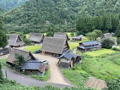 五箇山 菅沼集落と相倉集落