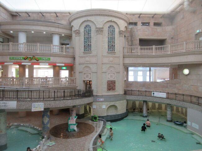 スパリゾートハワイアンズはプールと温泉とフラダンスショーが一日楽しめる娯楽施設。1泊2日の送迎付きでとても楽しませていただきました。