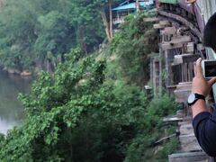 カンチャナブリから『戦場に架ける橋』渡るタイ鉄道旅 往路 3月/2021