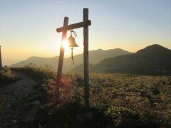 真夏の大朝日岳登山