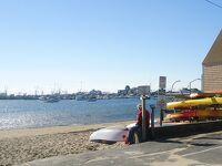 マサチューセッツ州ケープコッド プロビンスタウン - 町の中心のマックミランピアへ