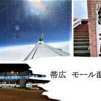 帯広 モール温泉の旅