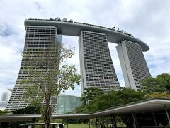 出張旅 シンガポール3日間