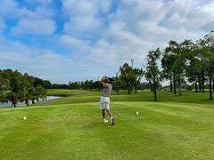 タイで28回目のゴルフ Racha Kram GOLF CLUBでコンペ