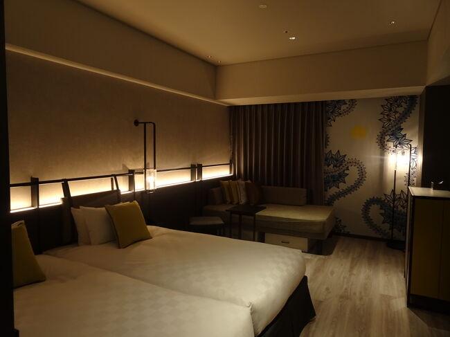プリンスポイントで無料宿泊♪TDL帰りにピカピカの東京ベイ潮見プリンスホテルに1泊!