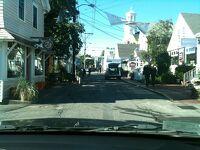 マサチューセッツ州ケープコッド プロビンスタウン - コマーシャルストリートは町の繁華街