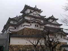 【100名城】姫路城