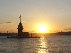トルコ 絶景と歴史を感じるの旅 その8 イスタンブール ボスポラスクルーズと乙女の塔編