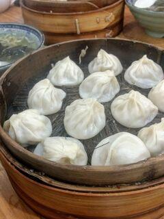上海&杭州の2都市を土日で駆け巡る。上海では上海蟹と湯包に舌鼓