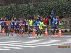 東京マラソン2015応援と東禅寺