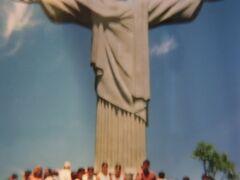 2004冬 ブラジル:リオデジャネイロ 水道橋、コルコバードの丘キリスト像、コパカバーナ海岸