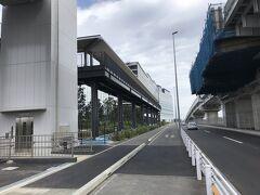 2021年4月 羽田空港国際線ターミナル