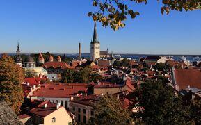 シニア夫婦2回目の北欧、バルト7カ国ゆっくり旅行25日 (15)タリンの街歩きです(10月3日)